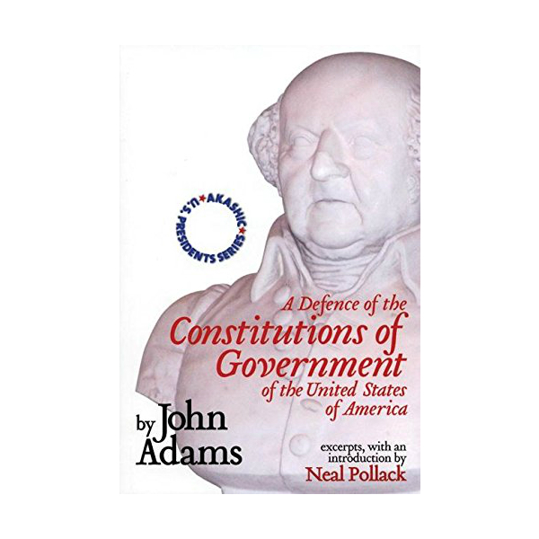 A Defence Of The Constitutions Of Government Of The United States Of America (PocketBook)