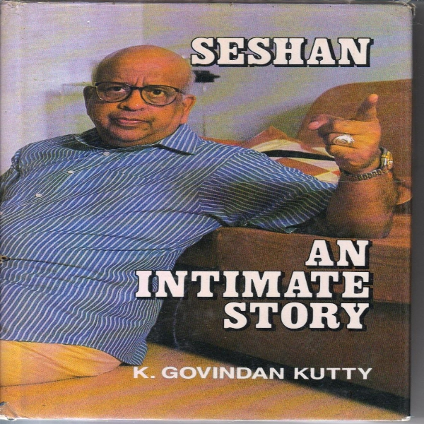 SESHAN AN INTIMATE STORY