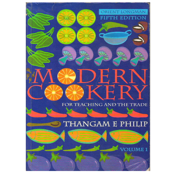 Modern Cookery for teaching and the trade