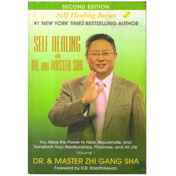 Self Healing with Dr. and Master Sha