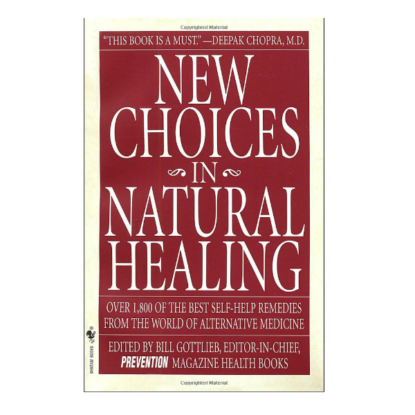 New Choices in Natural Healing (PocketBook)