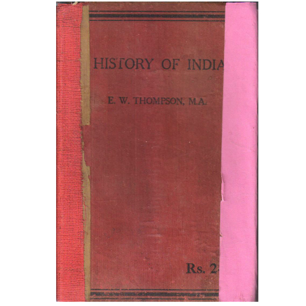 History of India:For High Schools and Colleges