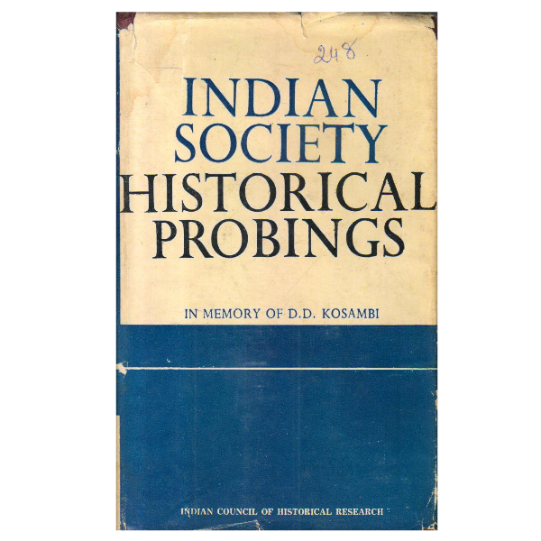 Indian society: Historical probings