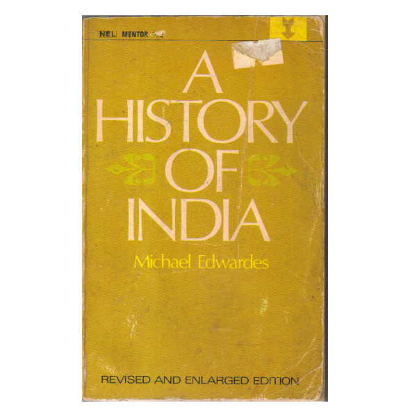 A History of India  (PocketBook)