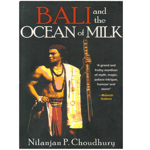 Bali and The Ocean Of Milk