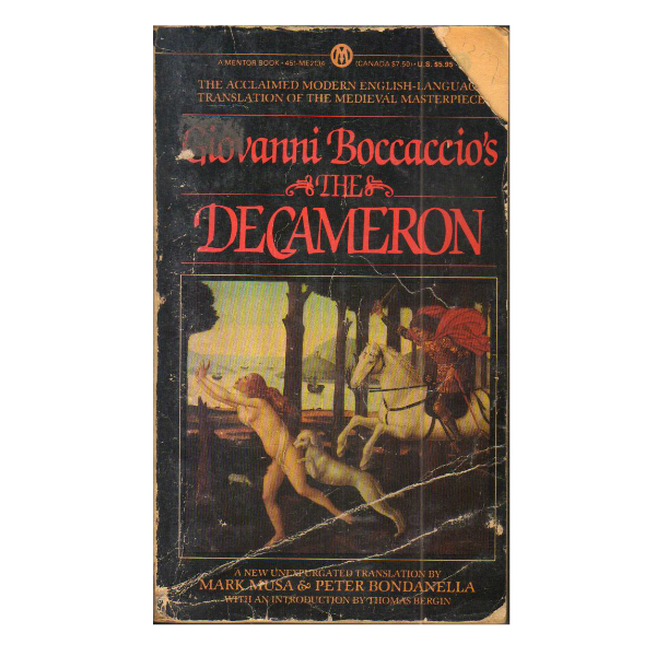 The Decameron (PocketBook)