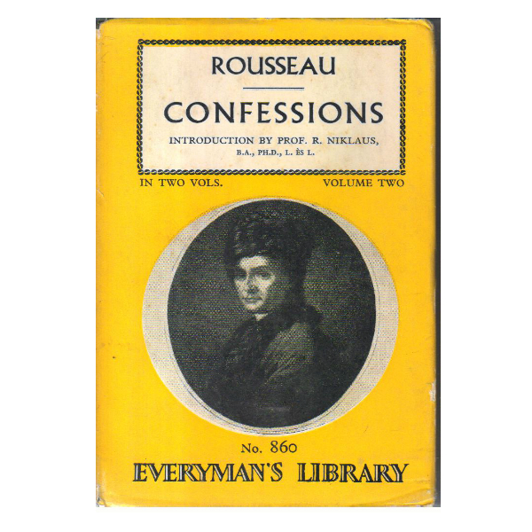 Confessions Volume 2  (PocketBook)