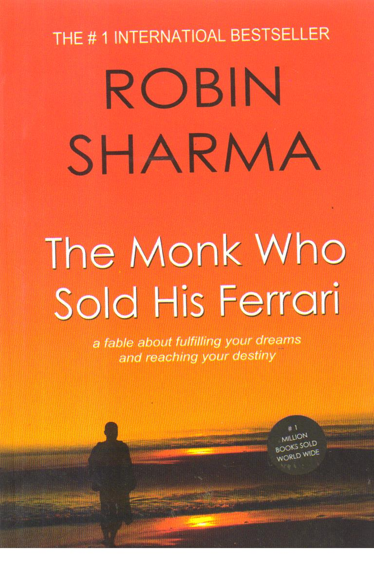 The Monk Who Sold His Ferrari Book At Best Book Centre