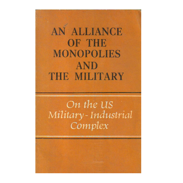 An Alliance of the Monopolies and the Military (PocketBook)