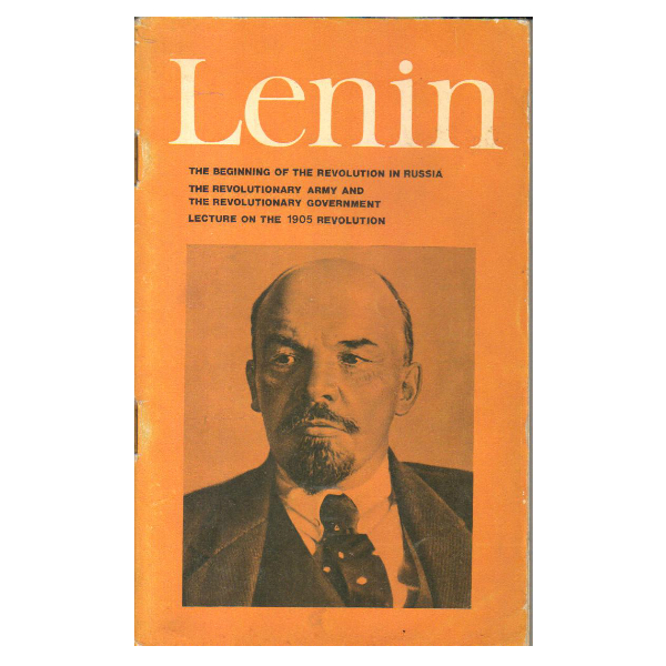 Linin: The Beginnig of the Revolution in Russia