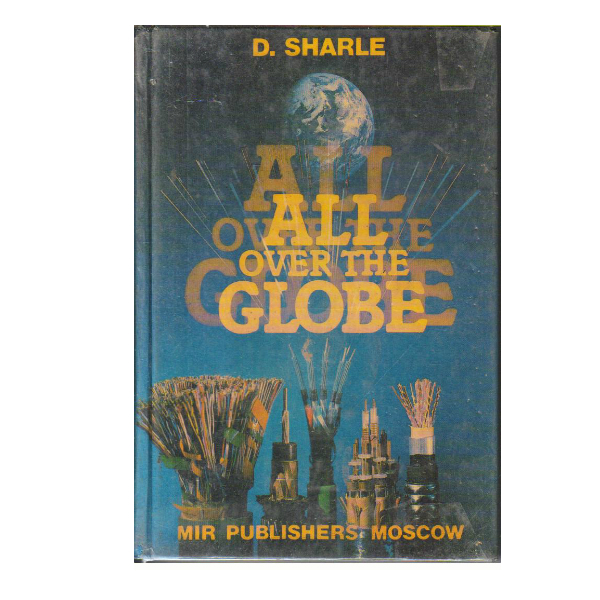 All over the globe (PocketBook)