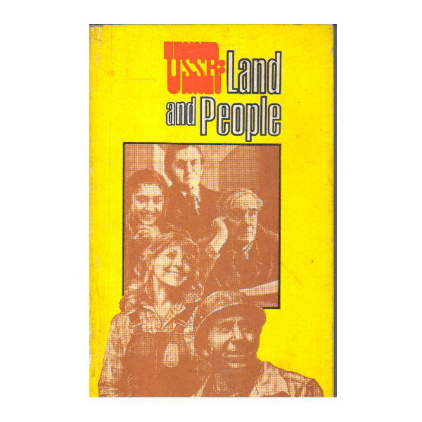 USSR; Land and People (PocketBook)