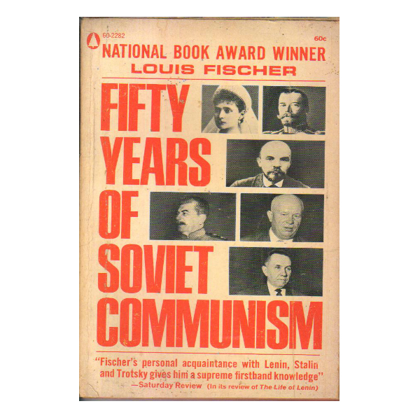 Fifty Years of Soviet Communism (PocketBook)
