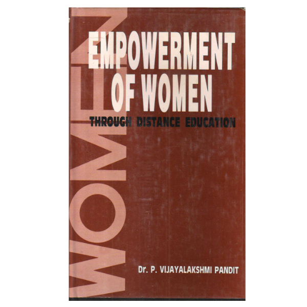 Empowerment of women through distance education
