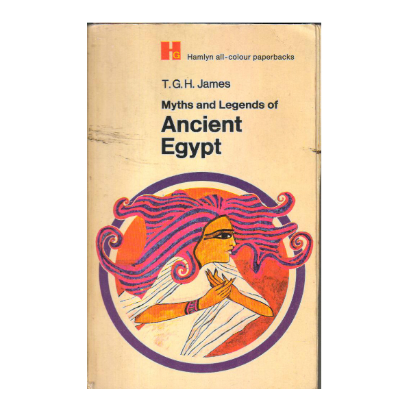 Myths And Legends Of Ancient Egypt  (PocketBook)