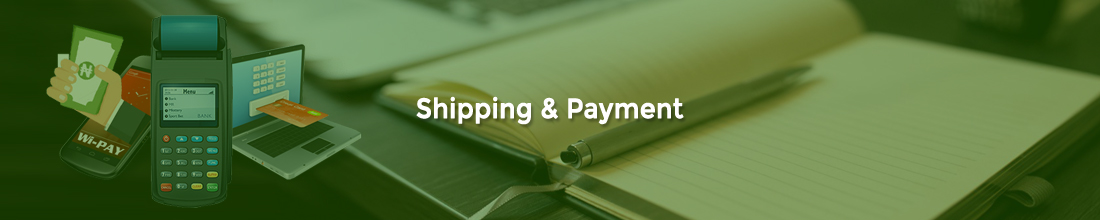 Shipping & Payment at best book centre