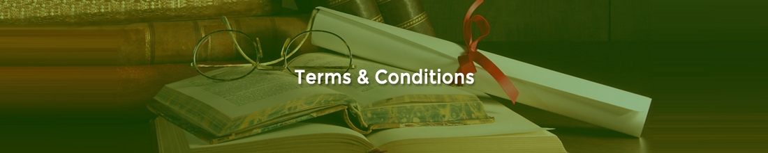 Terms & Conditions at best book centre